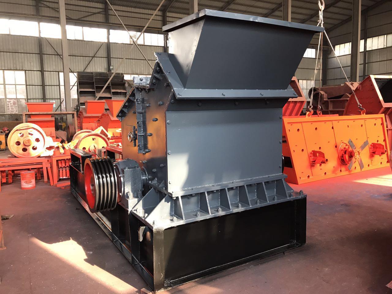 铭德制砂机设备成为机制砂生产的模范产品